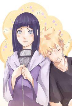 Hinata and Naruto=NaruHina Naruto Uzumaki Shippuden, Kakashi Itachi, Hinata Hyuga, Boruto, Otaku Anime, Anime Naruto, Manga Anime, Naruhina, Naruto Couples