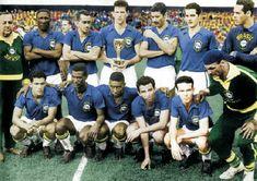 Seleção Brasileira Copa de 1958