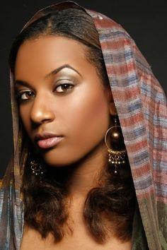 people girl Nubian black