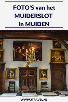 Ik bezocht het Muiderslot. Het Muiderslot in Muiden is de oudste waterburcht van Nederland. Een zeer interessant kasteel die van binnen via twee routes is te bekijken. Vergeet ook niet de buitenruimtes te bekijken. Mijn foto's zie je in dit artikel. Kijk je mee? #muiderslot #kasteelmuiderslot #amsterdamcastle #muiden #museumkaart #museum #jtravel #jtravelblog