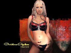 Image detail for -Christina Aguilera - Christina Aguilera Wallpaper (34630) - Fanpop ...