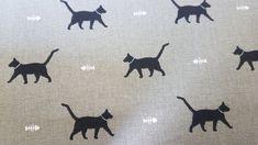 Sophie Allport fabric made to measure Roman Blind Black cat Purrfect! Dinosaur Garden, Runner Ducks, Window Ledge, British Standards, Roman Blinds, Woodland Party, Beading Supplies, Child Safety, Fabric Panels