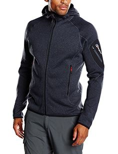 Berghaus Men's Chonzie Fleece Jacket - Carbon
