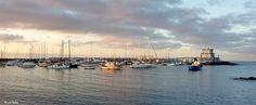 Un #amanecer en nuestra marina.  A #sunrise in our marina . #Tenerife
