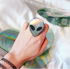 #creative#cd#ring