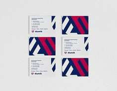 "Check out new work on my @Behance portfolio: ""Alumik Branding""…"