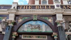 Bull and Gate, Kentish Town, London Northern Line, Pub Signs, Barnet, London Pubs, Camden, Gate, Mansions, House Styles, Places