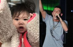 """Edison Chen Shares a """"Wild"""" Picture of His Daughter"""