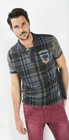 Desigual Estampados polo shirt