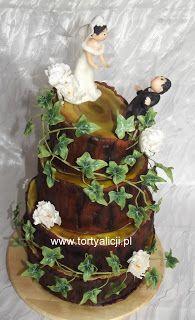 Zaczarowany Swiat Tortów: Torty ślubne, weselne
