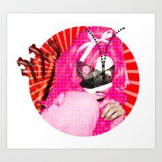 Monolithic Baby · Crop Circle Art Print by Marko Köppe - $19.99