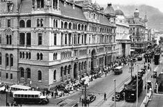 Adderley Street, Cape Town 1915 | Flickr - Photo Sharing!