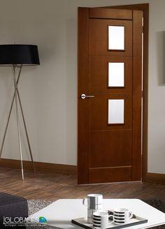 1000 images about puertas de madera globales on pinterest - Fotomurales para puertas ...