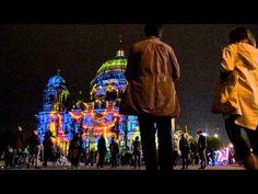Festival of Lights 2015 in Berlin - YouTube Berlin Leuchtet, Festival Of Lights Berlin, Projection Mapping, Three Dimensional, Short Film, Youtube, Festival Lights, Concert, Youtubers