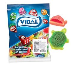 Gummy Turtles!  Too cute to eat!  Too delicious to pass up!