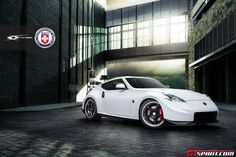 Jotech Motorsports Nissan 370Z Numba 9 with HRE Wheels Photo 2