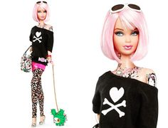 I wish they had badass Barbies like this when I was a kid