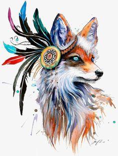 nature spectrum- signed Art Print Fox wild life wolf In nature spectrum signierter Kunst Druck Fuchs von PixieColdArtWild Wild West (disambiguation) Wild Wild West or The Wild Wild West may also refer to: Wolf Tattoo Design, Tattoo Designs, Tattoo Ideas, Wolf Tattoos, Fox Tattoo Men, Hand Tattoos, Sleeve Tattoos, Deer Tattoo, Raven Tattoo