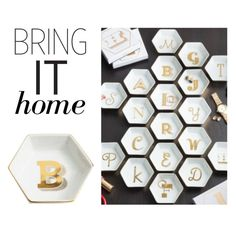 """Bring It Home: Character Tray"" by polyvore-editorial ❤ liked on Polyvore featuring interior, interiors, interior design, home, home decor, interior decorating and bringithome"