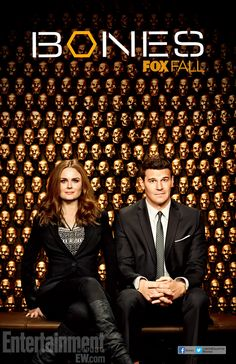 First Look: 'Bones' 'heads' to Comic-Con with new poster — EXCLUSIVE | EW.com