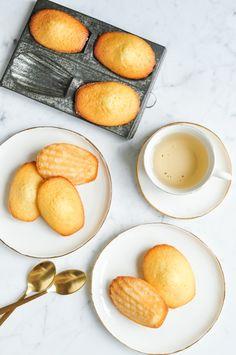 Honey Madeleines #madeleines #french #honey