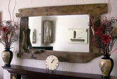 Specchio rustico