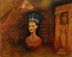 #nefertiti #art #artist #artist #artjournal #lifestyle #history #royal #royalwife #royalart #luxury #luxuryhome #interiordesign #homedecor #homedecor #handmade #handmadejewelry #magazine #model #painting #egypt #egyptian
