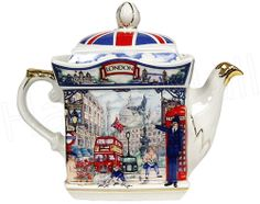 The James Sadler Piccadilly teapot from www.english-teapots.com