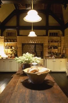 10 Stunning Hollywood Movie Kitchens Practical magic house Kitchen remodel Practical magic