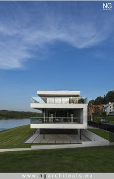 modern villa G in Kaunas designed by NG architects www.ngarchitects.eu