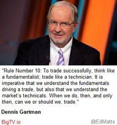 Gartman Rule