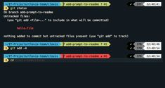 Configuration of a beautiful (efficient) terminal and prompt on OSX in 7minutes