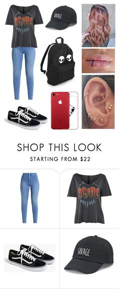 """""""Untitled #150"""" by ladivazamendes on Polyvore featuring Topshop, J.Crew and SO"""