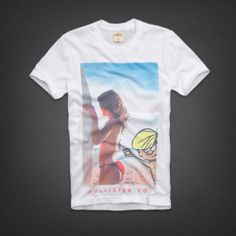 Victoria Beach T-Shirt   HollisterCo.com