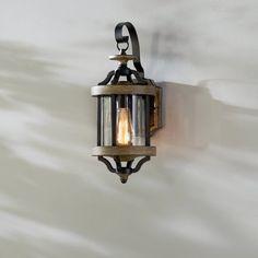 Found it at Wayfair - Elisabetta 1-Light Outdoor Wall Lantern