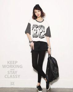 Korean Street Style Free Worldwide Shipping T-shirt $49