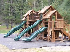 Hundred Acre Wood Commercial Playground