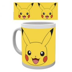 Mug Pokemon Pikachu