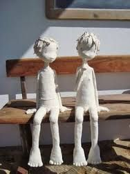 Image result for how to make paper mache figures