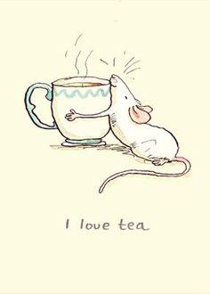 bellasecretgarden:  (via Anita Jeram   A Nice Cup of Tea 4   Pinterest   Teas, I Love and So Me)