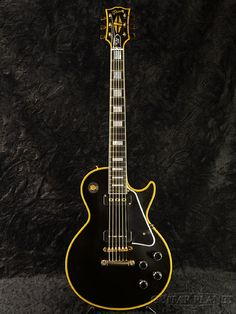 I've got a 54 reissue Les Paul custom  But this one is sweet!