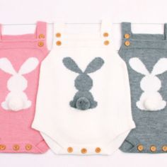 bunny rompers x 3 new Everything's Rosie, Baby Boy Outfits, Christmas Stockings, Bunny, Rompers, Cream, Babies Fashion, Pink, Baby Girls