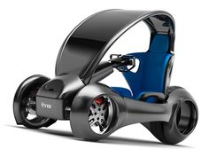 nThree Electric Vehicle Offers The Comfort of A Car with The Cost of An E-Bike