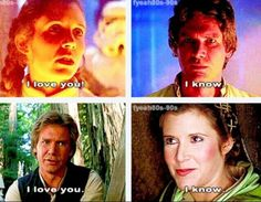 Han and Leia- Why they are perfect for each other.