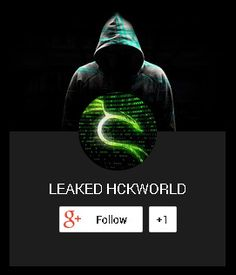 Leaked HckWorld Google+ Page