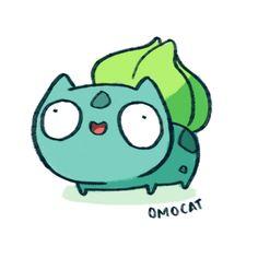 OMOCAT · pikachu needed friends