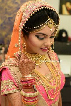 A gorgeous bride with the most stunning South Indian bridal look! Makeup by Photography by . Book your vendors with us at the best discounts exclusively available only at Shopzters! Contact us at 9597913331 NOW! Wedding Wear, Wedding Bride, Bouquet Wedding, Wedding Nails, Wedding Reception, Indiana, Punjabi Bride, Indian Bridal Fashion, Top Wedding Photographers