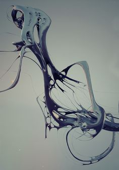 Latency of dynamics by Oleg Soroko on Behance. More 3D art here.