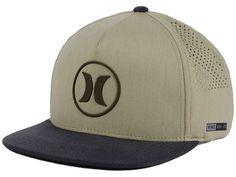 Hurley Dri-Fit Icon 2.0 Snapback Hat
