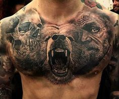 Badass tattoo !